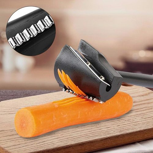 A Fruit Device Gadget for Spiral Emotional Peeler for Plastic Vegetable Cutting High Quality and Inexpensive Small and Light