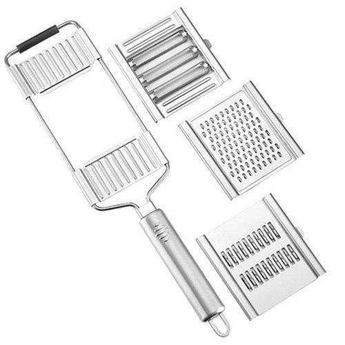 Slicer Stainless Steel Multi-blade Adjustable Peeler Fruits And Vegetables Kitchen Accessories Shredder