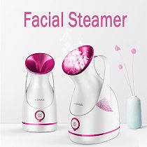 KONKA Facial Steamer Large-capacity Water Tank 100ml Gentle and Deap Cleaning Face Steamer Electric Spa Face Steamer Whitening