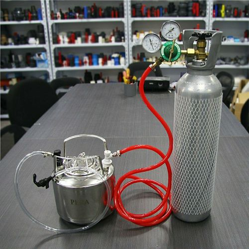 100CM Beer Line With Picnic Tap Ball Lock Disconnect For Cornelius Home Brew Keg
