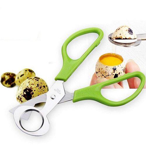 Pigeon Quail Egg Scissors Cracker Opener Cigar Cutter Stainless Steel Tool Fag Egg Tools Kitchen Tools