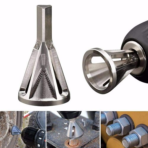 Deburring External Chamfer Tool Stainless Steel Remove Burr Tools for Metal Drilling Tool
