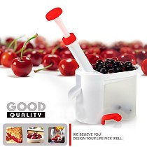 Cherry Pitters Cherry Easy Removal Core Olives Fruit Kernels Grape Kernels Kitchen Supplies Kitchen Gadgets  kitchen gadget