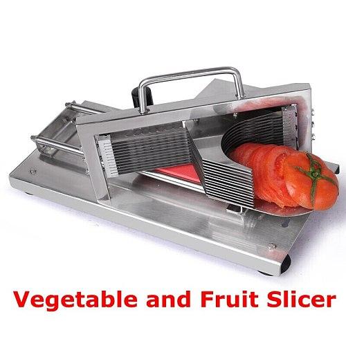 Commercial manual fruit slicer tomato lemon slicer ham sausage tomato pineapple multifunctional