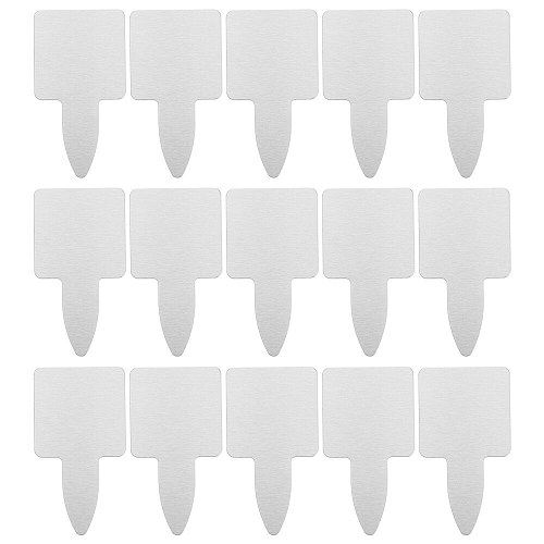 50pcs Plant Tags Delicate Durable Exquisite Markers Supply Labels for Home House