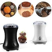 Electric Coffee Grinder Kitchen Cereals Nuts Beans Spices Grains Grinder Machine Multifunctional Portable Blender Kitchen Tools