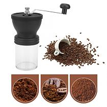 100g Manual Coffee Grinder Adjustable Detachable Coffee Bean Mill Grinder hand-cranked Spices Nut Seed coffee grind Kitchen Tool