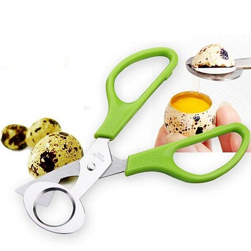 1pcs Pigeon Quail Egg Scissor Bird Cutter Opener Egg Slicers Kitchen Housewife Tool Clipper Accessories Gadgets Convenience