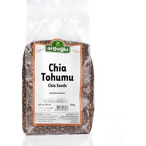 Arifoğlu Chia Seed 500 g