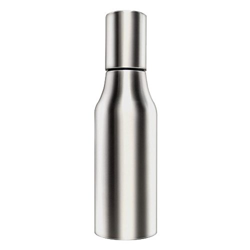Kitchen Tools Stainless Steel Shell Olive Oil Glass Bottle Cruet For Vinegar Soy Sauce Bottle Cook Tools Accessories