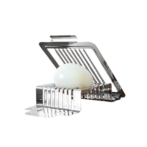 Home Kitchen Egg Cutter Stainless Steel Wire Egg Slicer For Hard Boiled Eggs Kitchen Accessories Kitchen Gadgets And Accessories