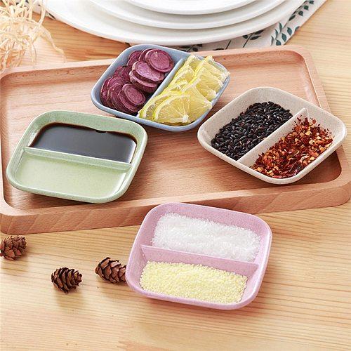 1 PC Seasoning Dish Calvings Sauce Vinegar Tableware Dinner Plates plate dishes sauce dish trinket dish