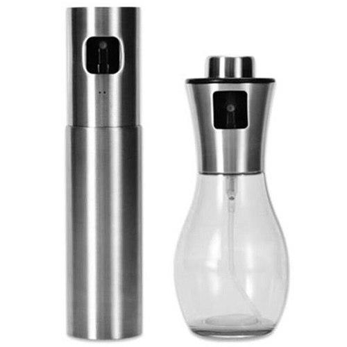 100/200Ml Olive Oil Glass Bottle for Seasoning Kitchen Baking Cooking BBQ Soy Sauce Sprayer,Kitchen Tools Oil Dispenser