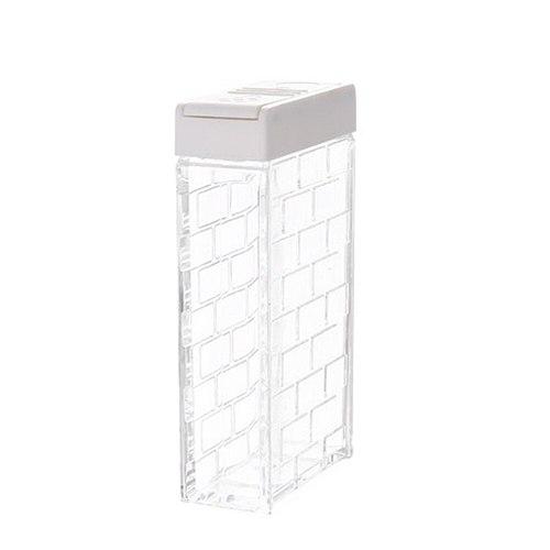 Kitchen Seasoning Box Jar Transparent Salt Pepper Spice Sprayer Storage Tools Seasoning Bottle Kitchen Accessories