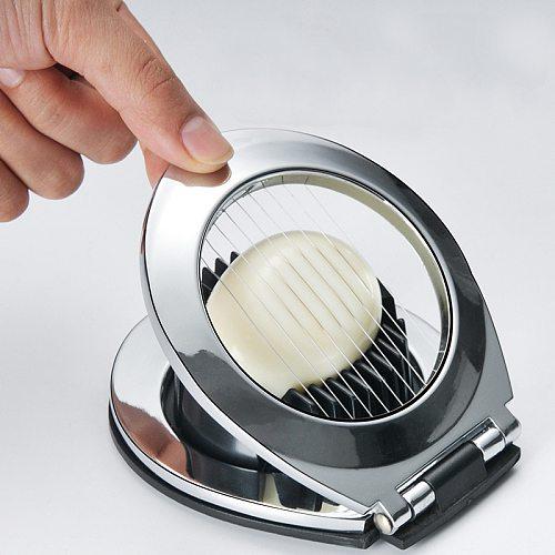 Egg Cutter Split Valve Preserved Egg Split Slicer Kitchen Gadget  kitchen gadgets cooking gadgets baking accessories