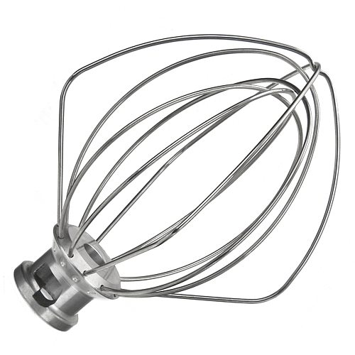 Whip Whisk Egg Beater Cream Mixer Stainless Steel Attachment for K45WW 9704329 Stand Mixers Milkshake Noodle Maker