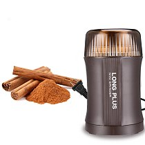 Electric Coffee Spice Grinder Maker with Stainless Steel Blades Beans Mill Herbs Drug Nuts Moedor de Cafe Home Use German Crafts