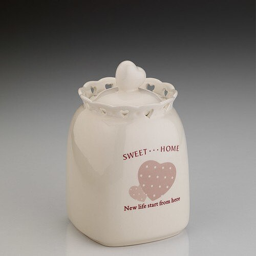 Porcelain Sweet Home 17 Cm Spice