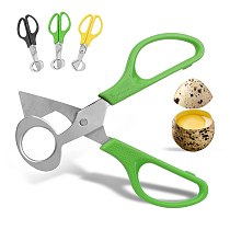 Quail Egg Shell Scissors Rust Resistant Kitchen Tools Cigar Cutters Multifunction Stainless Steel Blade Durable