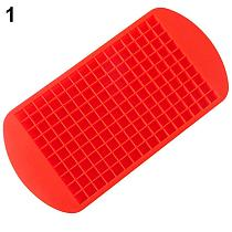 160 Grids Small Tiny Ice Cube Maker Tray Mold Mould for Kitchen Bar Party Drinks