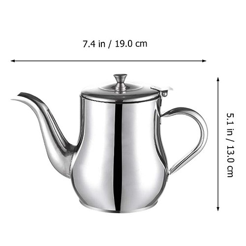 Stainless Steel Oil Strainer Pot Grease Can Oil Storage Container with Fine Mesh Strainer Dust- Proof Lid
