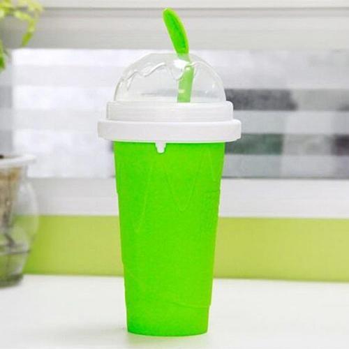 Quick-Frozen Smoothies Cup Homemade Milkshake Bottle Slush And Shake Maker Fast Cooling Cup Ice Cream Slushy Maker dropship