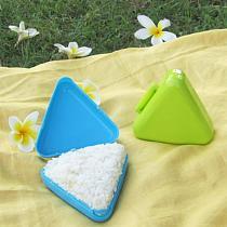 1PCS Triangle Form Sushi Mold Onigiri Rice Ball Bento Maker Mold DIY Tool Kitchen Gadgets Sushi Tools
