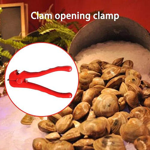 Pliers Clams Pincers 2 Colors ABS CookingTools Clam Shell Opener Kitchen Sea Food Clip Clams Opener Multifunction Shellfish