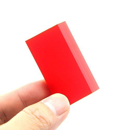 5cm*3cm Squeegee TPU PPF Smoothie Scraper Window Tint Car Wrap Film Squeegee Car Protection Film Install