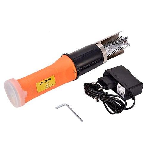 Practical Electric Fish Scaler Fishing Scalers Clean Fish Remover Cleaner Descaler Scraper Seafood Tools EU Plug