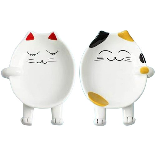 1 Pcs Cartoon Ceramic Pot Lid Rack Cover Holder Spatula Shelf Chopsticks Holder Pan Cover Stand Kitchen Accessories