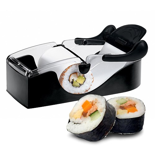 DIY Kitchen Sushi Maker Roller Magic Longevity Driver Sushi Roll Machine Home Kitchen Tools Utensils