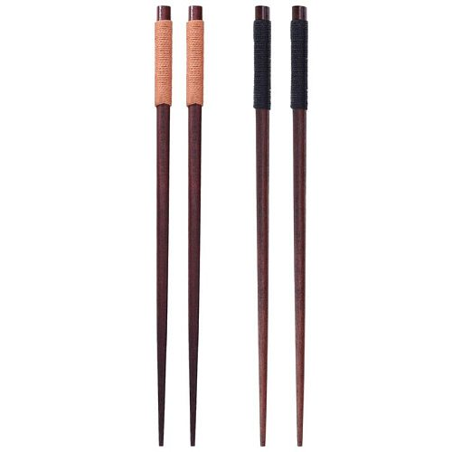 1 Pairs Japanese Natural Wooden Chopsticks Wedding Gifts Health Without Lacquer Wax Tableware Dinnerware Hashi Sushi Chinese