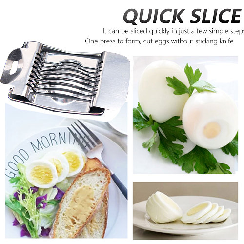 Handy Stainless Steel Safety Cooking Tools Accessories Kitchen Gadgets Onion Holder Potato Tomato Slicer Vegetable Fruit Cutter