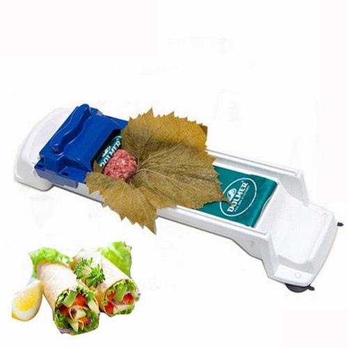 Creative Vegetable Meat Rolling Tool For Machine Bar Cabbage Kitchen Roller Grape Gadget Dolma Leaf Sushi  Stuffed