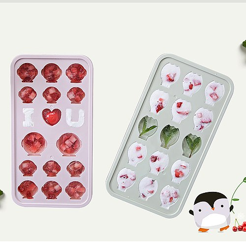Silicone Ice Cream Mold Ice Lolly Molds Ice With Sticks Tray Froze Must-have In Summer Инструменты Для Мороженого