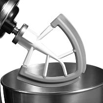 Flexible Silicone Edge Beater Blade for KitchenAid Tilt-Head Stand Mixer 4.5-5QT Kitchen Aid Bowl Lift Mixer Baking Tools
