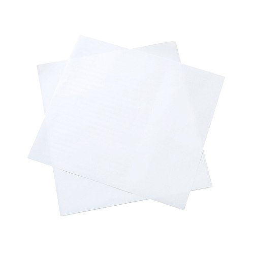 Cooking Tool 50pcs Kitchen Oil Film Sheets Soup Food Oil Absorbing PP Paper Cooking Fried Chicken BBQ Oil-Absorbing Paper