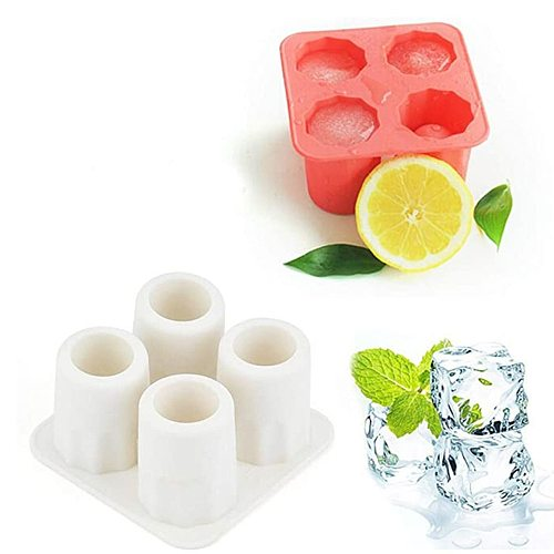 Silicone Ice Tray Mold,Ice Cube Tray,Summer Bar Party Beer Ice Cocktail Cold Drink Tool