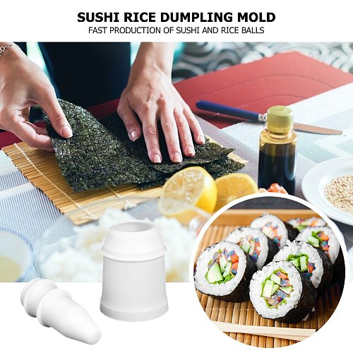 Meat Baller Maker Food Press Japanese Rice Ball Mold DIY Kitchen Sushi Tool