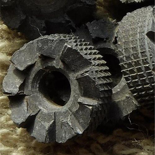 Outer Dia 9mm Inner Hole Dia 3mm Thickness 3.4mm 9 Claw Flint Steel Wheel For Retro Automatic Kerosene Lighter Repair Inner Part
