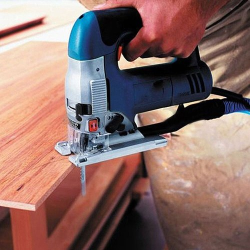 40pcs T Shank Jigsaw Blade Set Wood Cutting High Carbon Steel Saw Blades DIY Tools Clean Fast Cut Blades Down Cut Blades