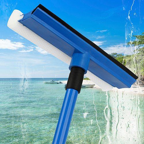 1pcs Window Glass Scraper Glass Wiper Window Glass Cleaner Home Tools Brush For Washing Windows Glass Wiper Cleaning Utensils