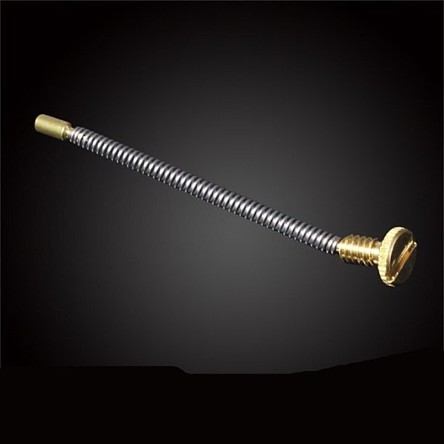 50mm*2.5mm Universal Flint Spring Screws Suitable For ZP Kerosene Oil Lighter Repair Replacement Part DIY Accessory Wholesale