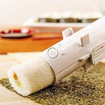 1Pcs Sushi Maker Sushi Roller Rice Mold Sushi Bazooka Vegetable Meat Rolling Tool DIY Sushi Maker Machine Kitchen Sushi Tools
