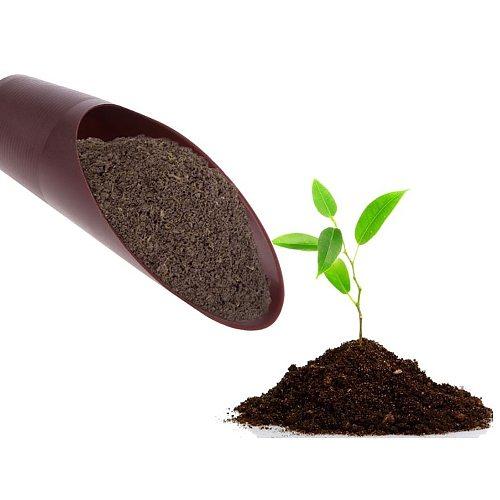 1 Pieces Plastic Soil Shovel Soil Scoop Spade for Garden Potted Plant Succulent Planting Tools Home Garden Supplies ColorRandom