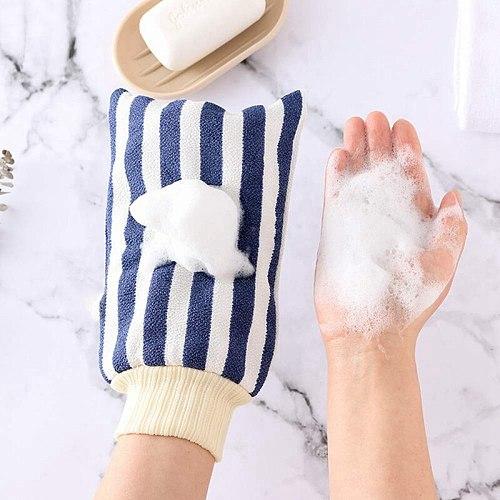 Moroccan Exfoliating Gloves Scrub Mitt,Scrub Wash Mitt for Bath or Shower,for All Skin Types,Shower,Spa,Dead Skin