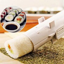 Quick Sushi Maker Roller Rice Mold Bazooka Vegetable Meat Rolling Tool DIY Sushi Making Machine Kitchen Gadgets Kitchen Tools