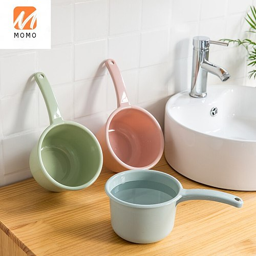 Scoop Water Float Bailer Bailer Household Kitchen Thickened Creative Children Head Washing Cup Baby Bath Bailer