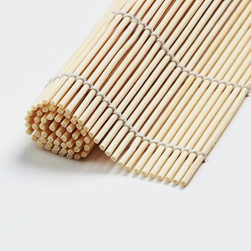 New 1PC Sushi Tool Bamboo Rolling Mat DIY Onigiri Rice Roller Chicken Roll Hand Maker Kitchen Japanese Sushi Maker Tools